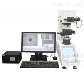 KHVS-1MDT-AXY高级半自动显微硬度计