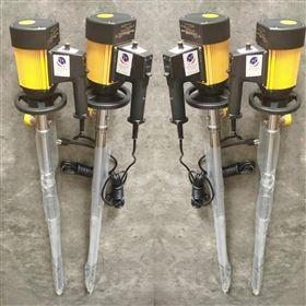 HD-E2-V+SS316L-1500不锈钢调速电动抽油泵