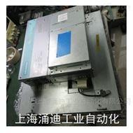 西门子PC647工控机不开机黑屏处理修复