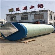定制污水提升一體化泵站井筒2500mm*6000mm