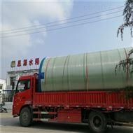 定制玻璃鋼預制一體化泵站如何做到不堵塞