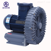 CT4耐高温粉尘防爆高压风机(2.2kw)