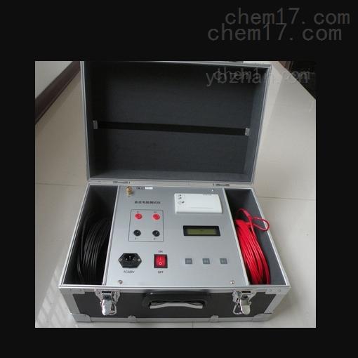 浙江省承试电力设备变压器直流电阻测量仪