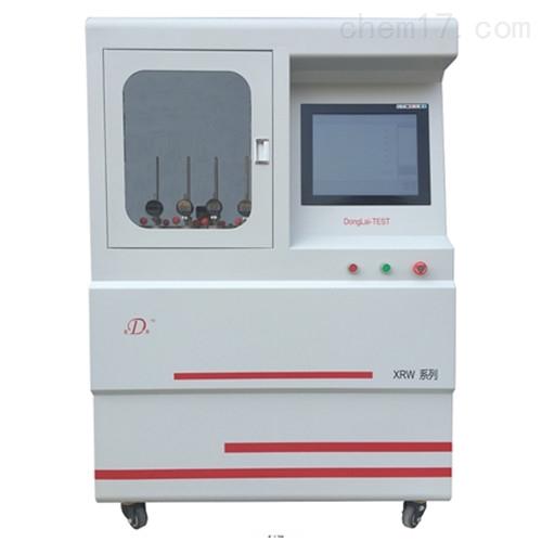 热变形维卡软化点温度试验机