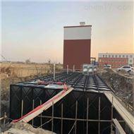BDF不锈钢阀板基础sw大模块地埋水箱优势