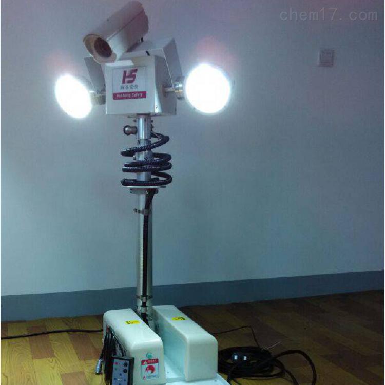 一体化升降照明设备