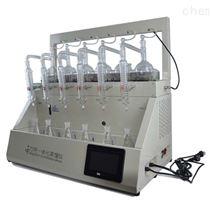 廣東多功能一體化蒸餾儀CYZL-6Y氨氮蒸餾器