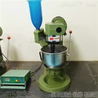 FSY-2A水泥胶砂搅拌机