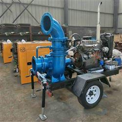 大流量柴油机混流泵