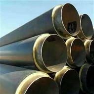 DN100预制焊接保温管的结构作用