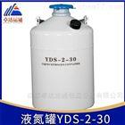 小容积便携式液氮罐2升