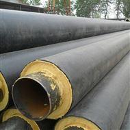 DN250聚氨酯发泡保温管的制作流程