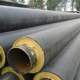 DN350唐山集中供热聚氨酯保温管的价格