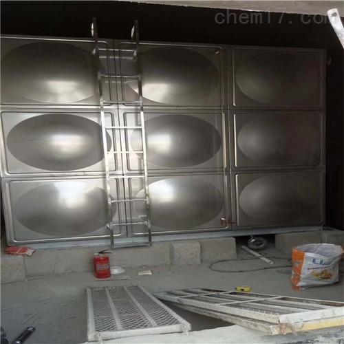 箱泵一体化 不锈钢拼装水箱技术参数