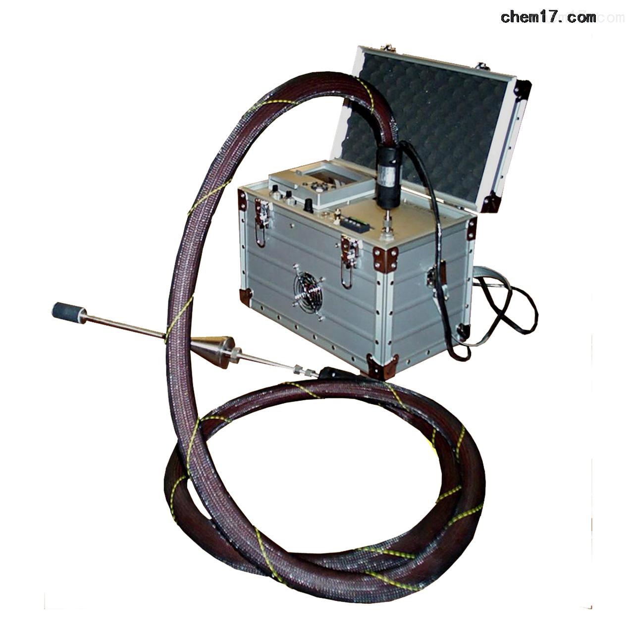 便携式非甲烷总烃仪