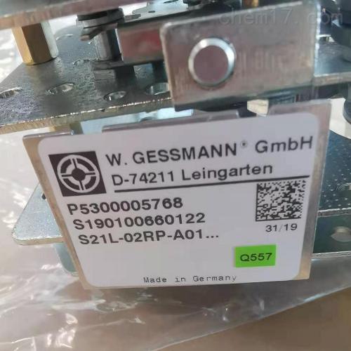 德国捷斯曼GESSMANN控制器