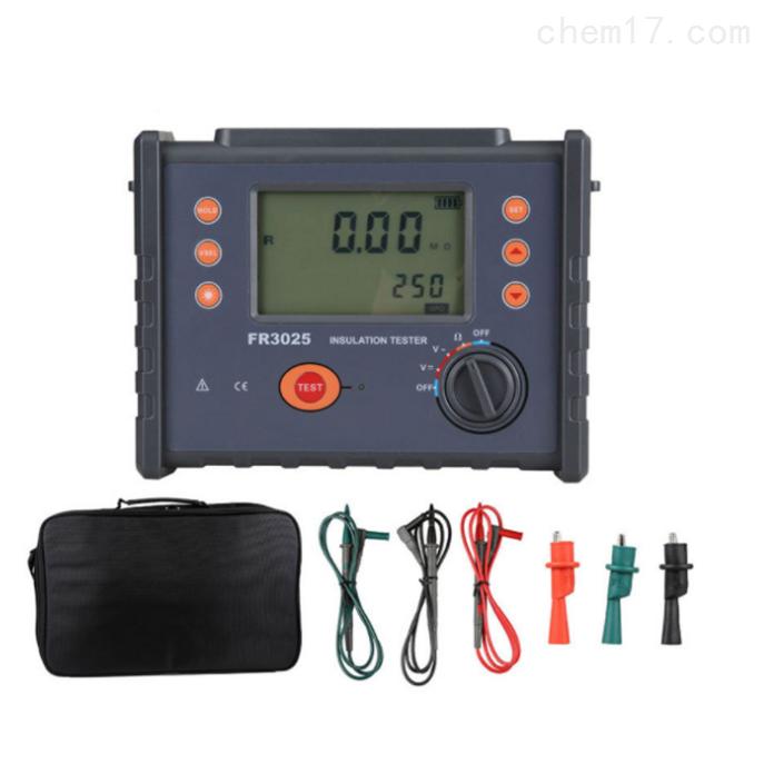 SG3010接地电阻测试仪-晟皋防雷检测设备仪器