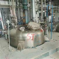 3吨精品不锈钢反应釜