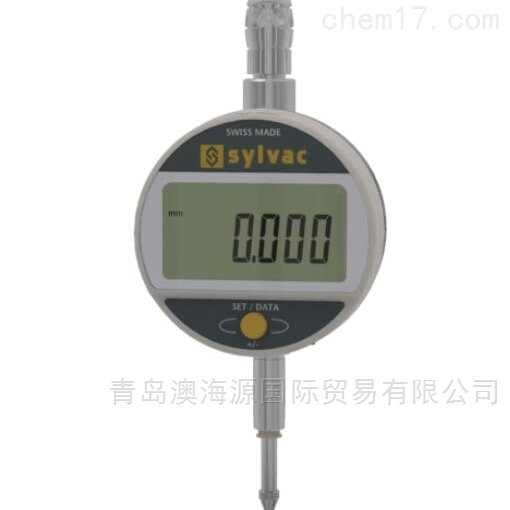 S_Dial WORK BASIC数字测试指示器sylvac