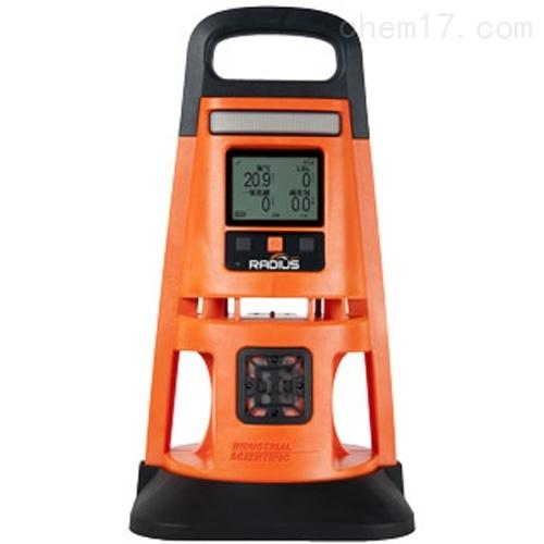 中文版区域监测多气体检测仪