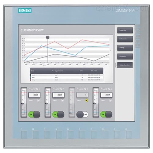 西门子6AV2124-2DC01-0AX0触摸屏