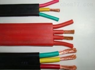 KF46GB 耐高温扁电缆