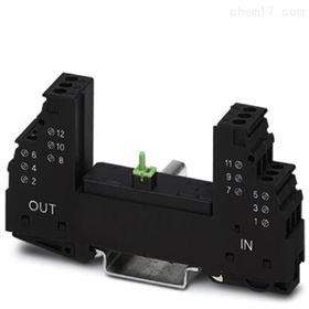 浪涌保护2839415菲尼克斯PT 4+F-BE信号防雷器底座正品促销