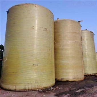 二手玻璃钢储存罐高价回收