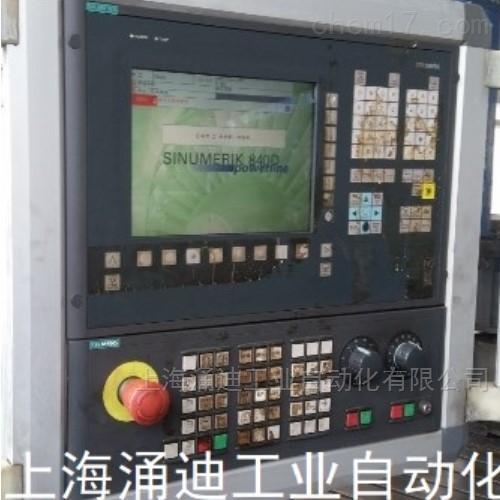 西门子840D操作面板OP012按键没反应维修