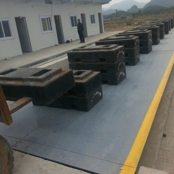 3X16米80吨电子地磅价格