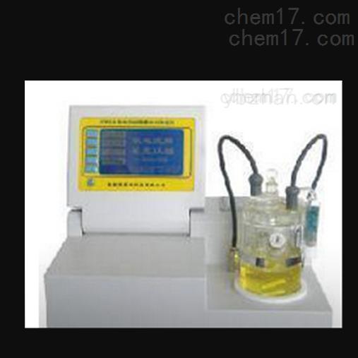 黑河市承装修试变压器油微水测定仪
