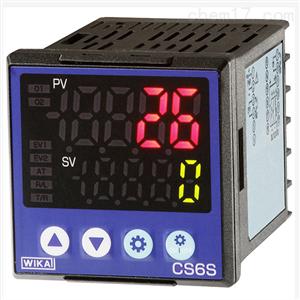 CS6S, CS6H, CS6L威卡WIKA温度控制器