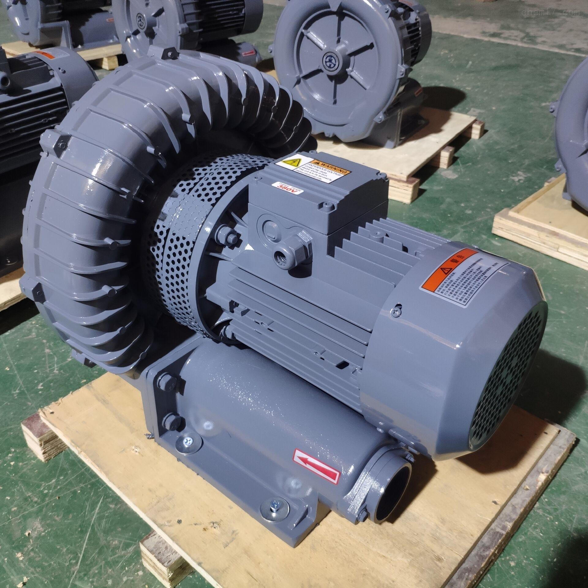 RB-055  4KW 隔热环形鼓风机
