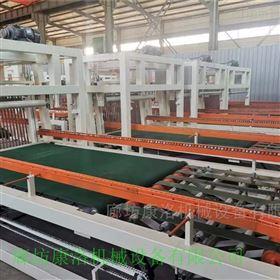 全自动压制型匀质板设备颗粒板生产线概述