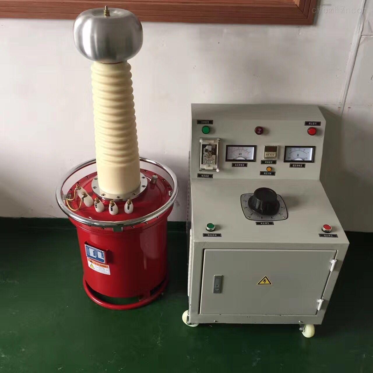 轻型高压试验工频耐压变压器
