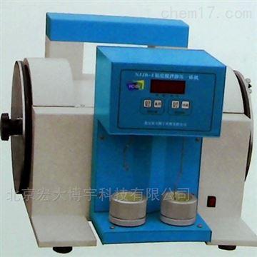 NJJB-4型新一代粘結指數測定儀 粘結攪拌靜壓一體機