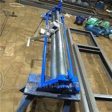 制定铁皮卷板机手动卷圆机 铁皮设备