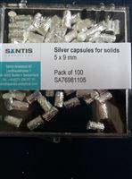 E12055银囊,银杯,测氧元素使用
