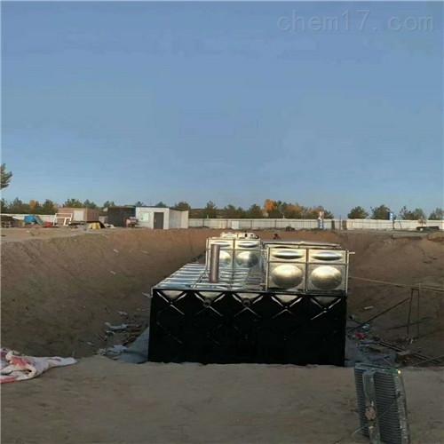 抗浮式埋地一体化消防泵房施工要素