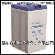法国POWER-SONIC蓄电池PSS-2V300AH储能电源