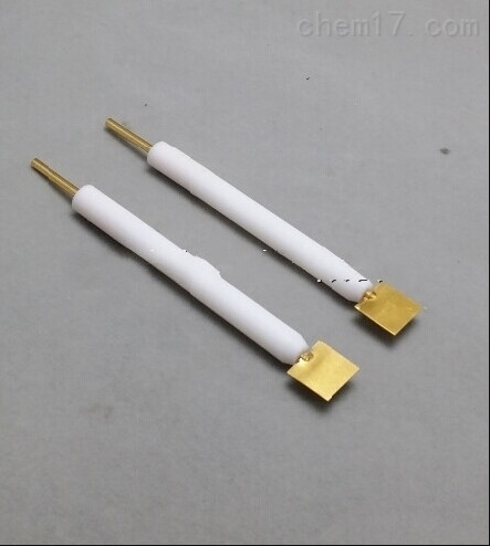 黄金片电极(厚度:0.1mm、0.2mm、0.3mm)