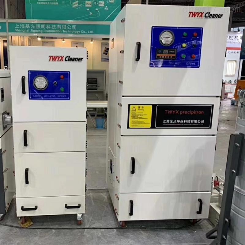 JC-11000 11KW 布袋式集尘机