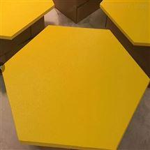 600*600供应玻纤吸音板 吸声材料