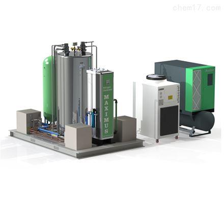 480升每天样本存储用零挥发高纯液氮发生器