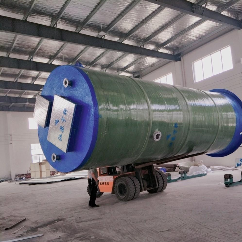 南京一体化污水泵站厂家