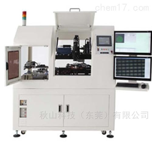 日本hu-brain圆晶/芯片外观品质检测设备