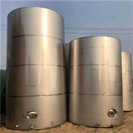 二手卧式不锈钢化工储罐