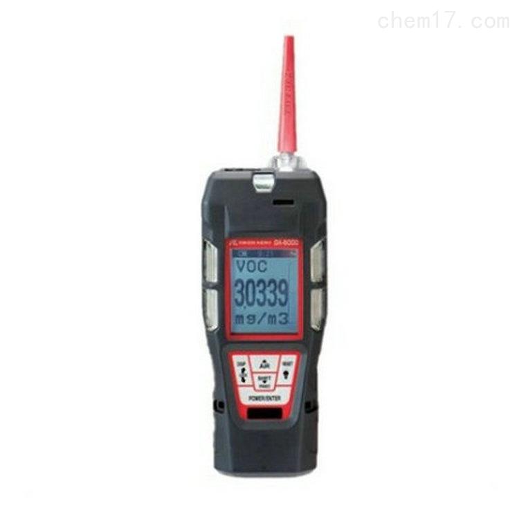 日本理研P100L便携式VOC检测仪(光离子化)