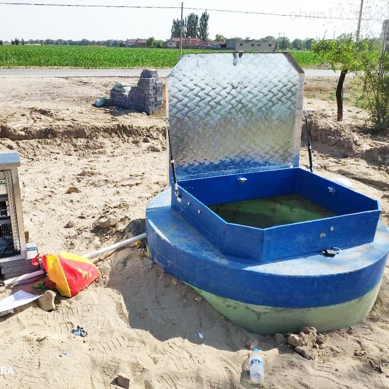 江苏GRP玻璃钢一体化污水提升泵站价格