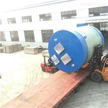 污水泵站天津一体化预制泵站按图纸定制